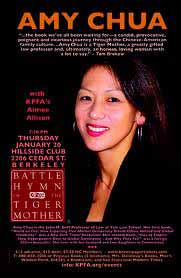 Amy Chua s essay in the Wall Street Journal on strict parenting  along with  her book     Battle Hymn of the Tiger Mother     has generated numerous  follow up