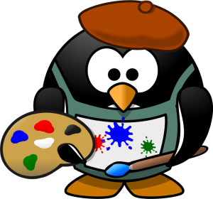 Moini, Painter penguin https://openclipart.org/image/800px/svg_to_png/174634/painter_penguin.png